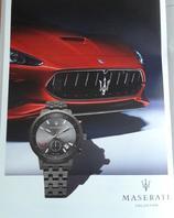Maserati Armbanduhren
